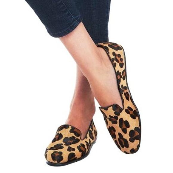fa19c451783 AEROSOLES Shoes - Aerosole Betunia Leapord Loafer